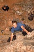 Rock Climbing Photo: yah