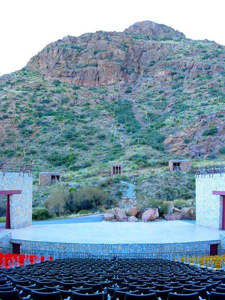 Rock Climbing Photo: McKelligon Amphitheater