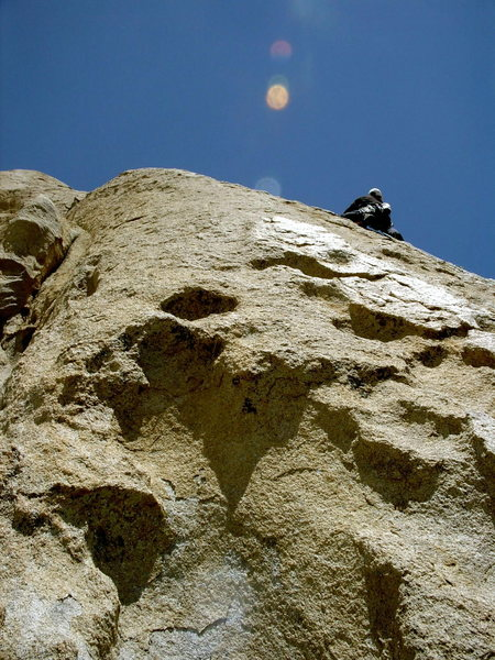 Rock Climbing Photo: First Pitch.