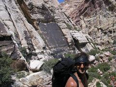 Rock Climbing Photo: faffer