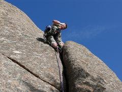 Rock Climbing Photo: Fun times