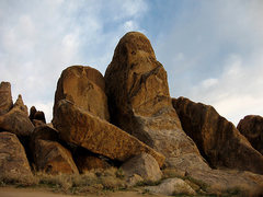 Rock Climbing Photo: The Corridors. Photo by Blitzo.