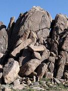 Rock Climbing Photo: Schmaltz Dome. Photo by Blitzo.