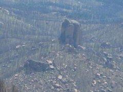 Rock Climbing Photo: The Turret.