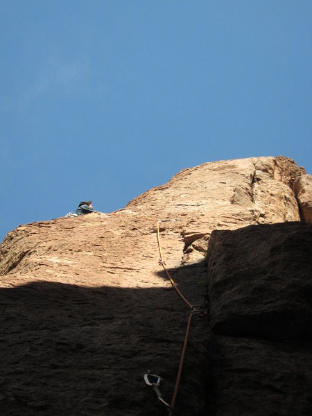 Rock Climbing Photo: Unfortunately, this is the one crappy shot I got o...