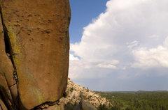 Rock Climbing Photo: Horns Mother