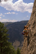 Rock Climbing Photo: Outer Gates.