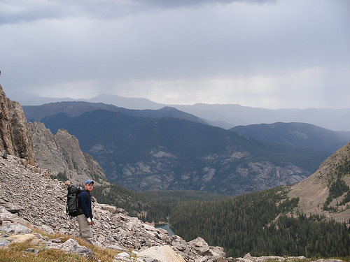 RMNP Notchtop must do route!!!!