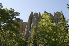 Rock Climbing Photo: The Naked Rib.