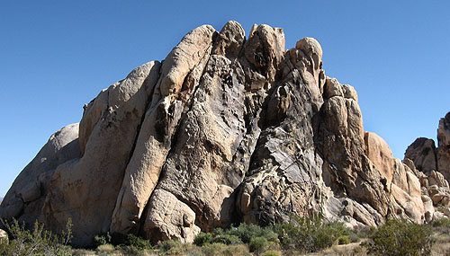 Rock Climbing Photo: Crows Nest-North Face in sunlight. Photo by Blitzo...