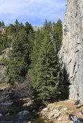 Rock Climbing Photo: Sargasso Sea - 12a