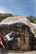 "Rock Climbing Photo: Amber flashin ""Pimp in Jeans"""