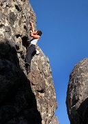 "Rock Climbing Photo: ""Unleash the Dragon"". Photo by Blitzo."