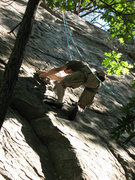 Rock Climbing Photo: Out There