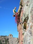Rock Climbing Photo: Remote Control Devils Head