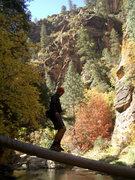 Rock Climbing Photo: The Narrows, Zion NP.