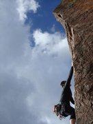 Rock Climbing Photo: Iron Pony. Rad.