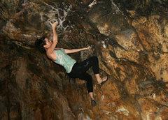 Rock Climbing Photo: Cave in Macau