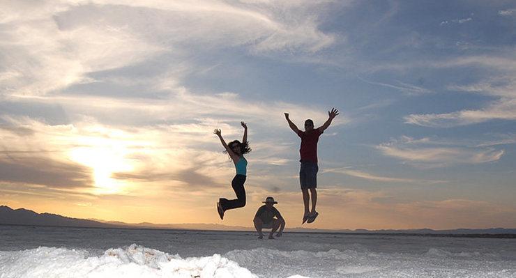 Rock Climbing Photo: Cool shot!