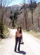 Rock Climbing Photo: A beautiful day...