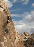 """Rock Climbing Photo: Brant Allen on """"We Dive at Dawn"""". Photo ..."""