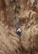 Rock Climbing Photo: El  n00b! Photo by Blitzo.