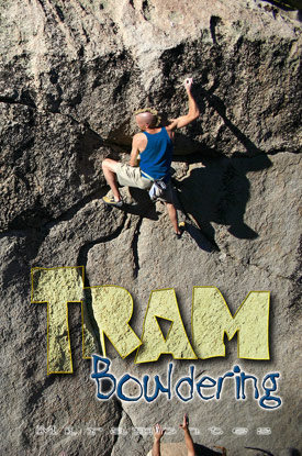 Tram Bouldering Guide. Photo from Fixeusa.com.