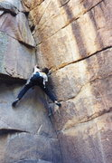 """Rock Climbing Photo: Good fingers but to get 'em you'll have to """"B..."""