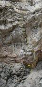 Rock Climbing Photo: 11 Ditchdigger 5.12b