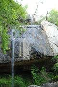 Rock Climbing Photo: Another waterfall shot.