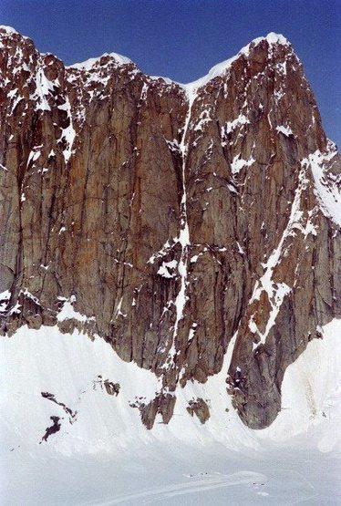 Rock Climbing Photo: Ham and Eggs,