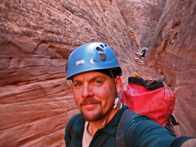 Rock Climbing Photo: Arsenic Canyon, Behave State