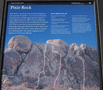 Rock Climbing Photo: Of course the information is wrong. Photo by Blitz...