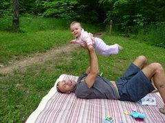 Rock Climbing Photo: Me & My Girl