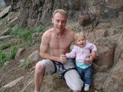 Rock Climbing Photo: Norah