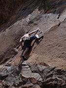 Rock Climbing Photo: Guenese