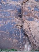 Rock Climbing Photo: Mini Me 5.9+
