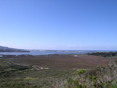 Rock Climbing Photo: View from up the trail at Cerro Cabrillo