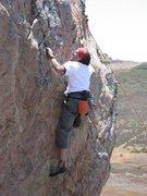 Rock Climbing Photo: Rasta Recharge on the FTR