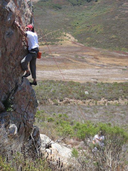 Rock Climbing Photo: a few variations. (photo: Randy Fiser)