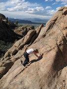 Rock Climbing Photo: A perfect evening at Hartman Rocks.
