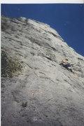 Rock Climbing Photo: Space Boyz- .10d, 14pitches. El Potrero Chico. A s...