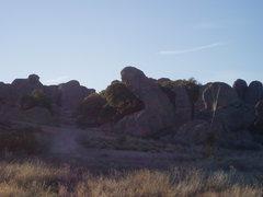 Rock Climbing Photo: No. YOU climb it!! lol City of Rocks, NM