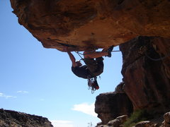 Rock Climbing Photo: Green valley gap, Saint George, UT