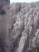 Rock Climbing Photo: Mexico