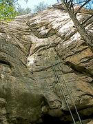 Rock Climbing Photo: Raging Waters, NRG.