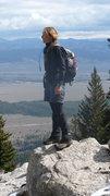 Rock Climbing Photo: Grand Tetons