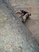 Rock Climbing Photo: EJ Nogaski on Behind Blue Eyes ...