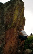 Rock Climbing Photo: Maciej on What about Bob?