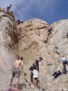 Rock Climbing Photo: A busy day at Rock Land.